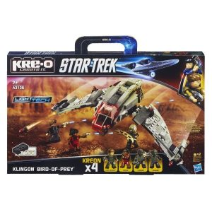 Kre-o Star Trek Звездолет A3136 (Аспект)
