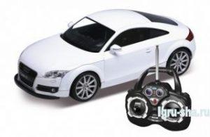 Игрушка р/у модель машины 1:12 Audi TT 82001