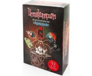 Настольная игра STUPID CASUAL Имаджинариум Дополнительный набор Ариадна 11776