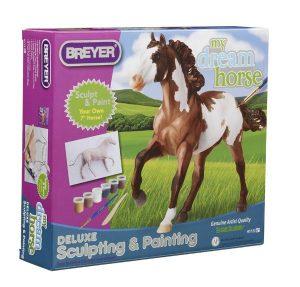 Набор для творчества Создай и раскрась свою лошадь 4113