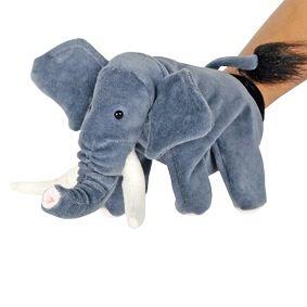 Кукла на руку Слон 40039
