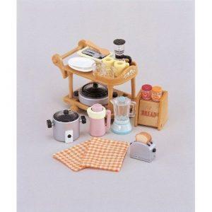 Игровой набор Sylvanian Families Кухонная посуда 2819