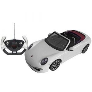 Автомобиль аккум р/у 1:14 Porshe 911 Carrera S в кор Rastar 47700