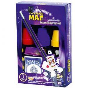 Набор Маленький маг №1 для демонстрации 30 фокусов MLM1702-001