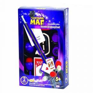 Набор Маленький маг №2 для демонстрации 30 фокусов MLM1702-002