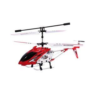 """Вертолет Mioshi Tech """"IR-222 красный"""" и/к 3"""