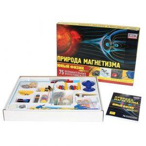 Набор Юный физик Start Природа магнетизма НР00036