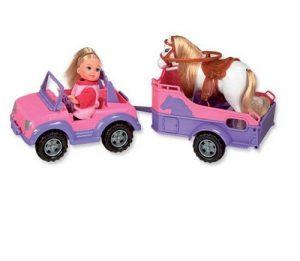 Еви + трейлер с лошадкой 5737460