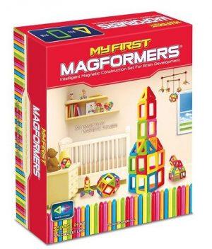 Магформерс My First Magformers 30 63107 702001