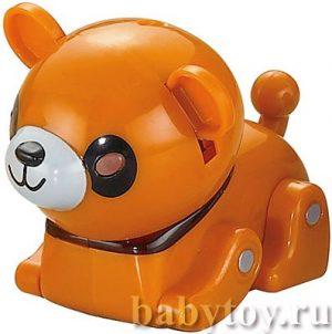 Зверятки роботы р/у Малыш панда коричневая 2039-1
