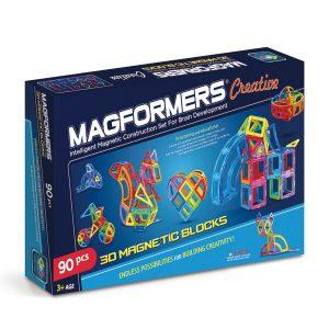 Магнитный конструктор Magformers Creative 90 63118