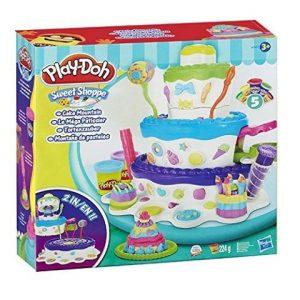 Игровой набор Play-Doh Праздничный торт А7401