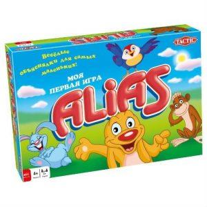 Моя первая игра Alias 40966