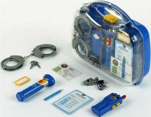 Набор полицейского в чемодане 8882