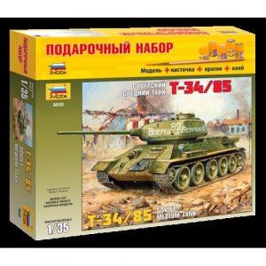 3533ПН Советский танк Т34/85