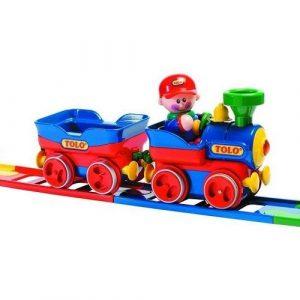 Набор игрушек Железная дорога мал TOLO FF 89905