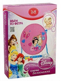 Набор Шьем сумочку принцессы Белоснежка 53685