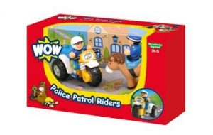 WOW Полицейский патруль 10200