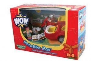 WOW Мотоцикл Макс 01022