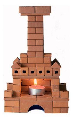 Печка конструктор керамический для детского творчества 301