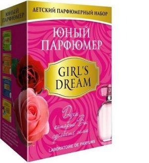 Набор Юный парфюмер Girl Dream 326