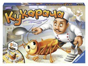 Настольная игра Кукарача 22257