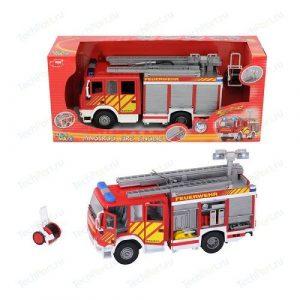 Пожарная машина с водой 30см 3444537