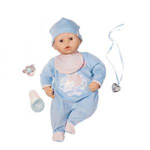 Игрушка BABY Annabell Кукла мальчик с мимикой 792-827
