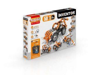 Конструктор Набор из 50 моделей с мотором серия INVENTOR 5030