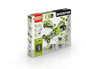 Конструктор ENGINO INVENTOR Набор из 30 моделей с мотором 3030