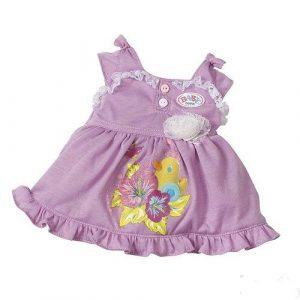 Игрушка Baby born платье 3асс 819-418