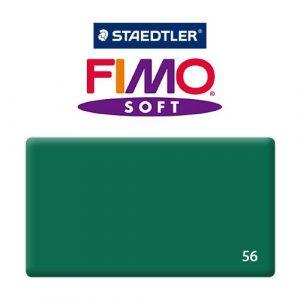FIMO Soft Глина полимерная запекаемая в печке ИЗУМРУД 8020-56