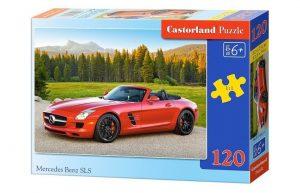 Пазл Castorland Автомобиль 120 деталей B-13081 6+