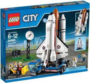 Игрушка Lego City Космодром 60080
