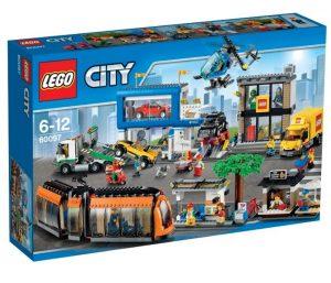 Игрушка LEGO City Городская площадь 60097