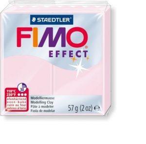 FIMO Глина полимерная запекаемая в печке РОЗОВЫЙ КВАРЦ 8020-206