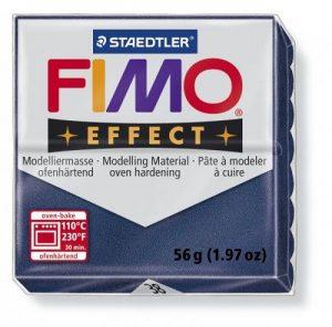 FIMO Глина полимерная запекаемая в печке ГОЛУБОЙ САПФИР 8020-38