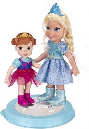 Игровой набор Холодное сердце 2 куклы 15 см на катке 310180