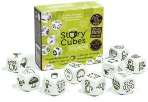 Игра RORY'S STORY CUBES Кубики Историй Путешествия RSC3