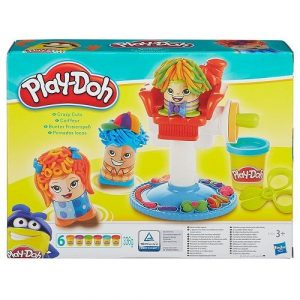 Игровой набор Play-Doh Сумасшедшие причёски В1155
