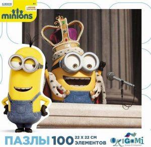Minions Пазл 100 эл 01699