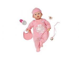 Игрушка Baby Annabel Кукла с мимикой
