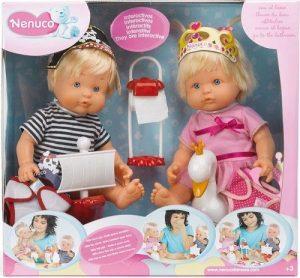 Famosa Куклы Близнецы Ненуко на горшках 32 см 700010812