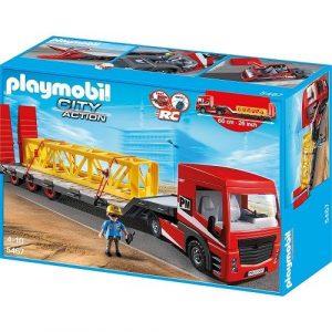 Стройка Большой грузовик 5467