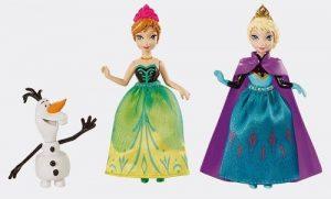 Куклы Анна и Эльза DFR78