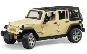 Bruder Внедорожник Jeep Wrangler 02-525