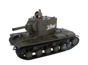 Р/У танк Pilotage KV-2 зеленый пневмо пушка RC7981