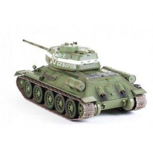 Р/У танк Pilotage Т34/85 зеленый ИК пушка RC18173