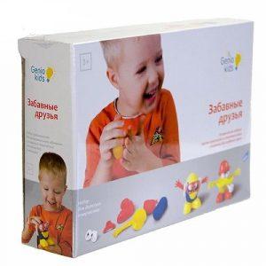 Набор для детской лепки Забавные друзья ТА1026