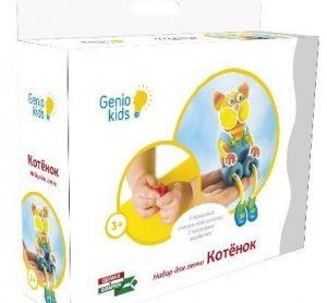 Набор для детского творчества Котик ТА1076-1